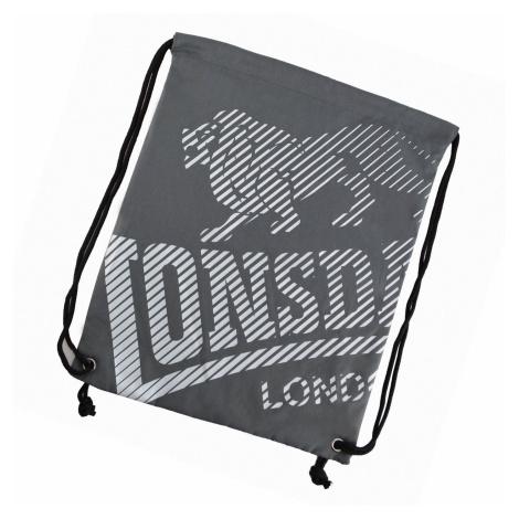 Lonsdale Printed Gym Sack