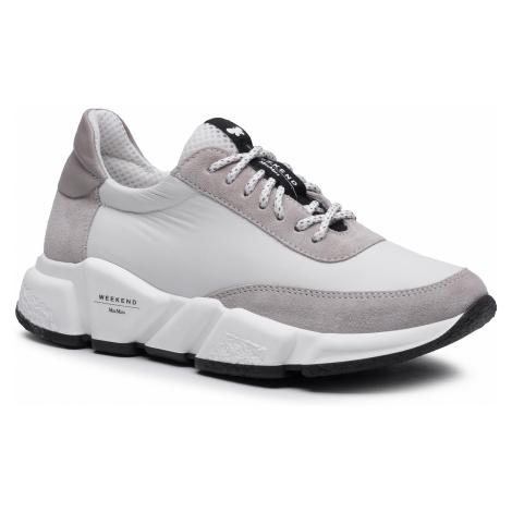 Sneakersy WEEKEND MAX MARA - Cigno 57610112600 Bianco 002/002