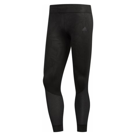 legginsy do biegania damskie ADIDAS OWN THE RUN PAPER FLORAL 7/8 TIGHTS / DQ2586