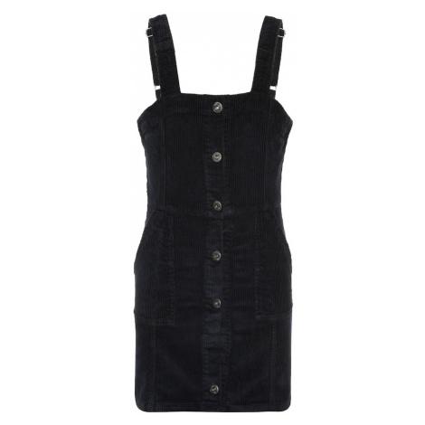 BLUE EFFECT Sukienka czarny