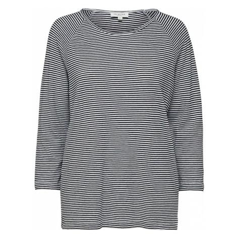 SELECTED FEMME Koszulka biały / czarny