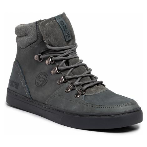 Sneakersy BIG STAR - EE174185 Grey