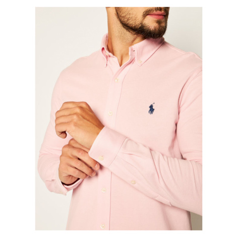 Polo Ralph Lauren Koszula Classics 710654408049 Różowy Regular Fit