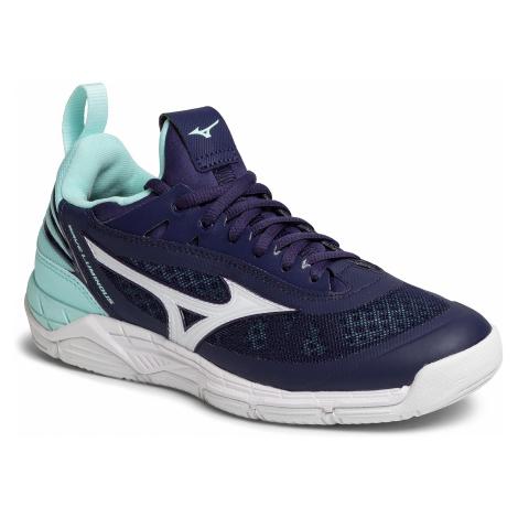 Sneakersy MIZUNO - Wave Luminous V1GC182015 Granatowy