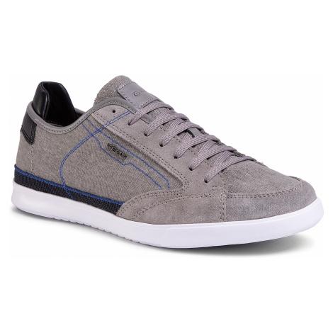 Sneakersy GEOX - U Walee A U022CA 0NB22 C1006 Grey
