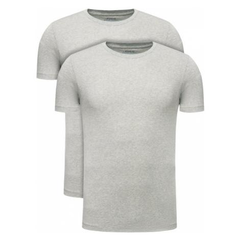 Polo Ralph Lauren Komplet 2 t-shirtów 714621944 Szary Slim Fit