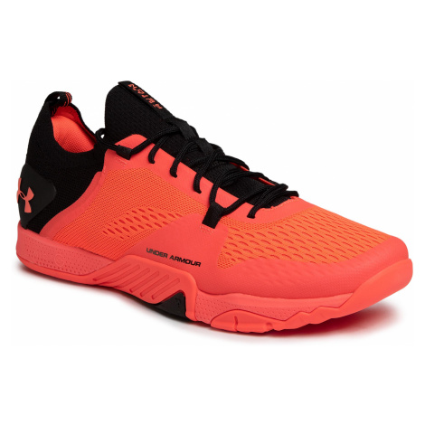 Buty UNDER ARMOUR - Ua Tribase Reign 2 3022613-601 Red