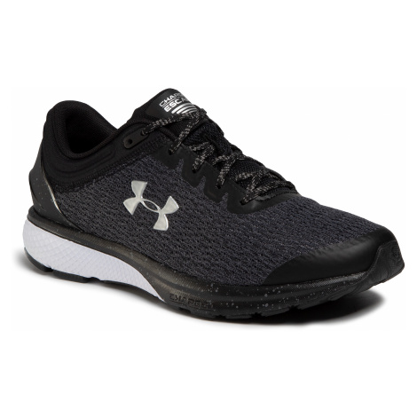 Buty UNDER ARMOUR - Ua W Charged Escape 3 3021966-001 Blk