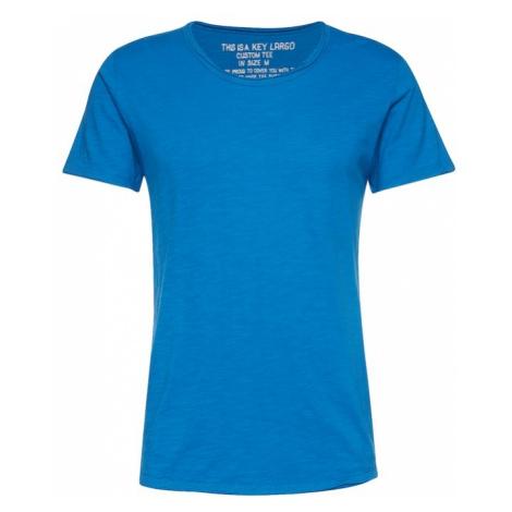 Key Largo Koszulka 'T BREAD' niebieski