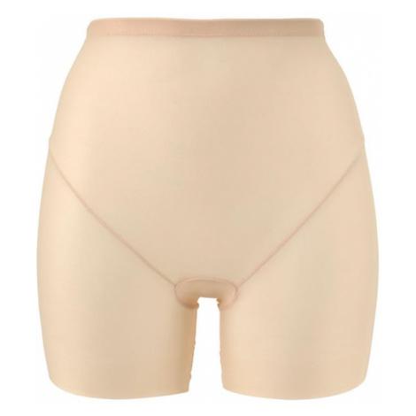 MAGIC Bodyfashion Spodnie modelujące 'Lite Short' cielisty