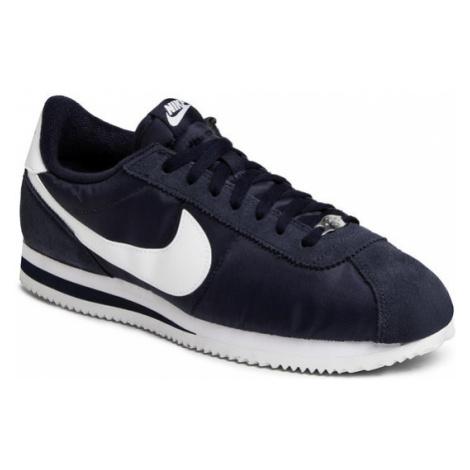 Nike Buty Cortez Basic Nylon 819720 411 Granatowy