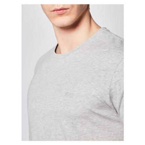 Boss T-Shirt Lecco 80 50385281 Szary Regular Fit Hugo Boss