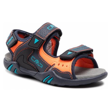 Sandały CMP - Alphard Hiking Sandal 39Q9614 Antracite/Flash Orange 56UE