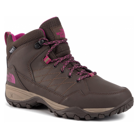 Trekkingi THE NORTH FACE - Storm Strike II Wp T93RRRGTJ Coffe Brown/Fossil