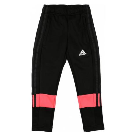 ADIDAS PERFORMANCE Spodnie sportowe 'B A.R. 3S Pant' koralowy / czarny