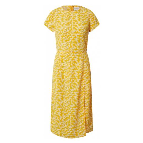 GLAMOROUS Sukienka cytrynowy
