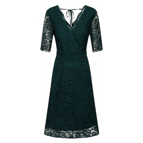 Esprit Collection Sukienka koktajlowa 'Stella Lace' zielony