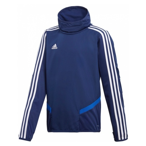 ADIDAS PERFORMANCE Bluza sportowa 'Tiro 19 Warm' niebieski / biały