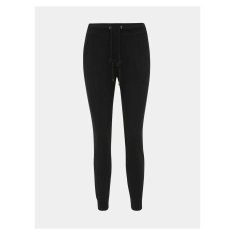 Czarne spodnie dresowe TALLY WEiJL