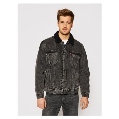 Levi's® Kurtka jeansowa Type 3 16365-0129 Czarny Regular Fit Levi´s