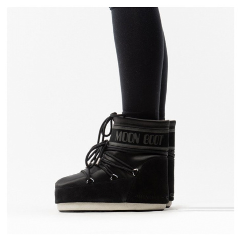 Buty Moon Boot Classic Low Satin 14089300 001