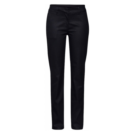 G-Star RAW Chinosy 'Tuxedo mid slim chino wmn' czarny