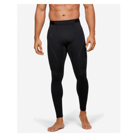Under Armour Rush™ Seamless Legginsy Czarny