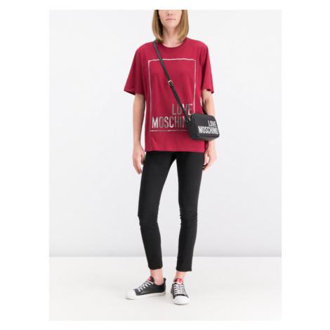 LOVE MOSCHINO T-Shirt W4F8722M 3517 Oversize