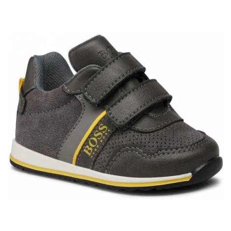 Boss Sneakersy J09148 M Szary Hugo Boss