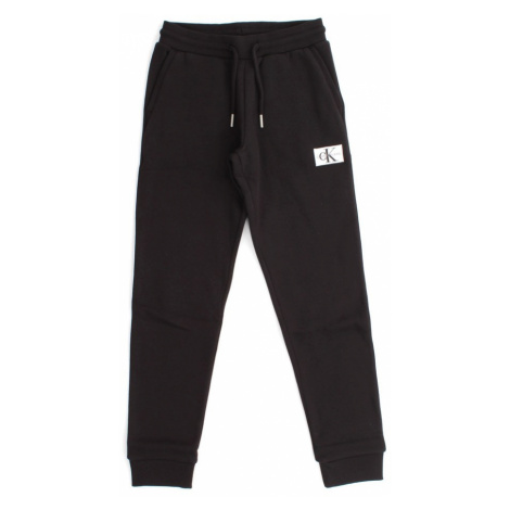 Calvin Klein, Ib0Ib00519 spodnie Czarny, male, rozmiary: