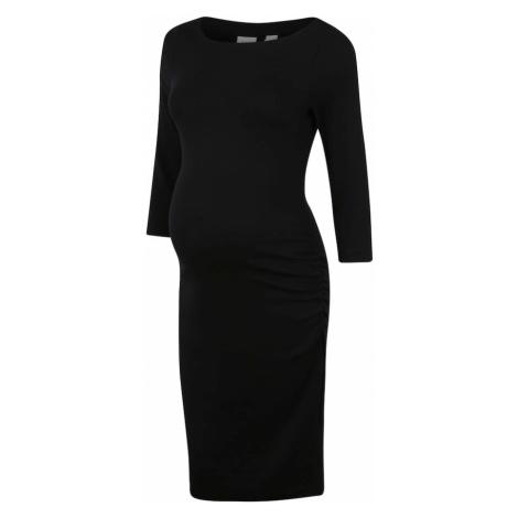 GAP Suknia wieczorowa czarny