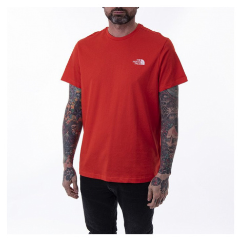 Koszulka męska The North Face S/S Simple Dome Tee NF0A2TX515Q