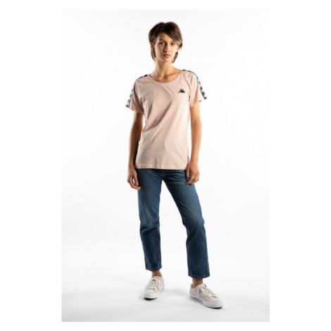 Koszulka Kappa Fimra 1803 Sepia Rose