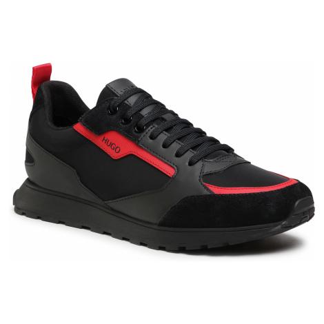 Sneakersy HUGO - Icelin 50451740 10234982 01 Black 006 Hugo Boss