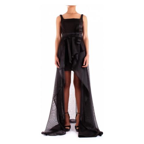 FABIANA FERRI 30088 DRESS Women BLACK