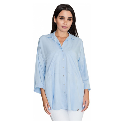 Figl Woman's Shirt M583 Light