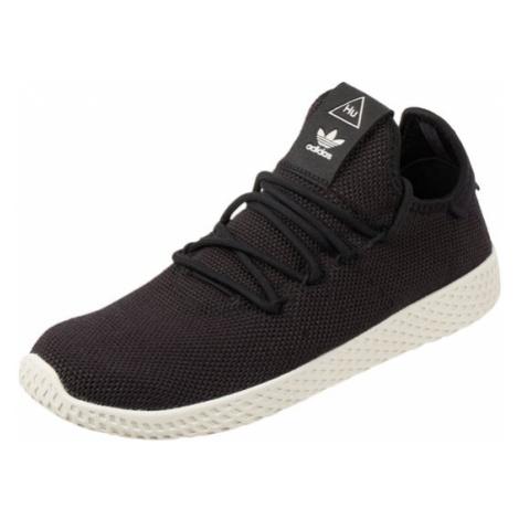 Sneakersy z siateczki model 'Tennis Hu' ADIDAS Originals x Pharrell Williams