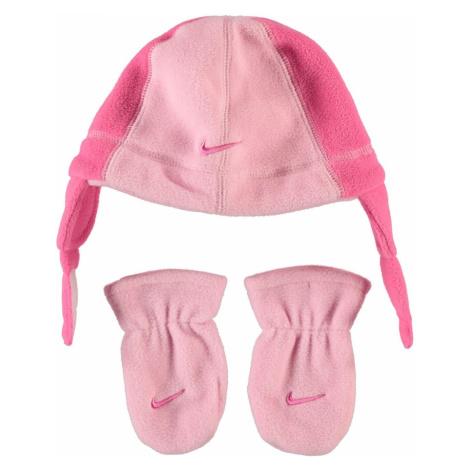 Nike Polar Hat Zestaw Niemowlęta Dziewczynki