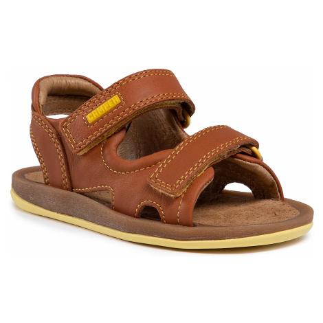 Sandały CAMPER - Bicho Kids K800333-007 Brown