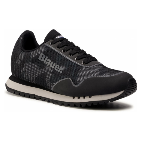 Sneakersy BLAUER - F0DENVER05/CAM Blk Black