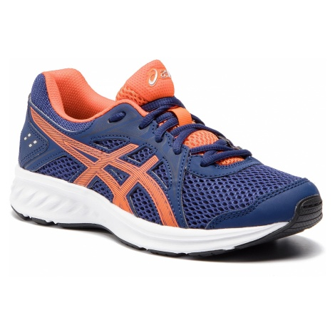 Buty ASICS - Jolt 2 Gs 1014A035 Indigo Blue/Nova Orange 404