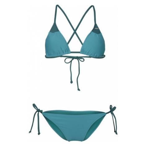O'Neill PW ESSENTIALS TRIANGLE BIKINI zielony 34 - Bikini damskie