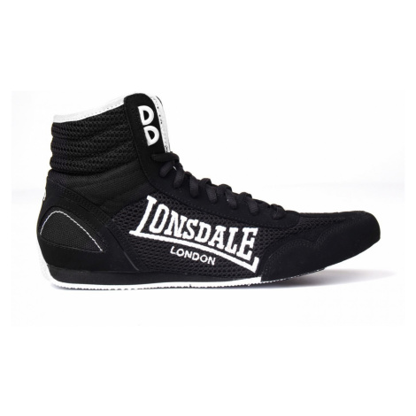 Lonsdale Contender Junior Boy's Boxing Boots