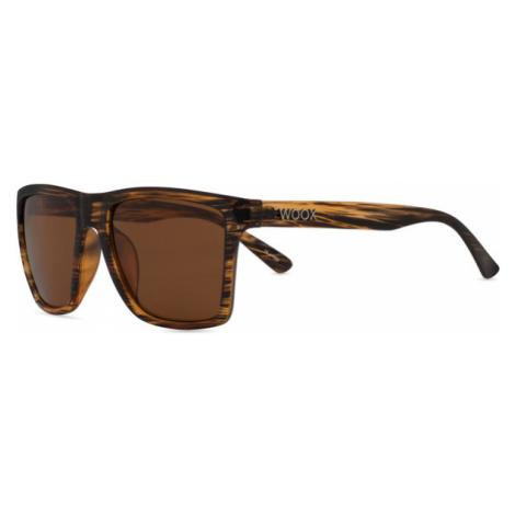 Okulary Przeciwsłoneczne Unisex | Brązowe Repello Testudo Woox