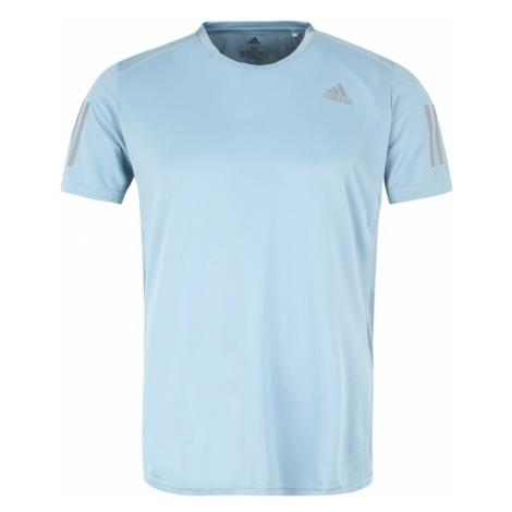 ADIDAS PERFORMANCE Koszulka funkcyjna lazur