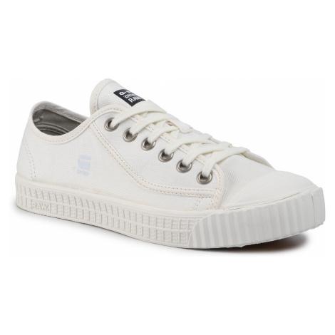 Trampki G-STAR RAW - Rovulc Hb Low D04350-8715-110 White
