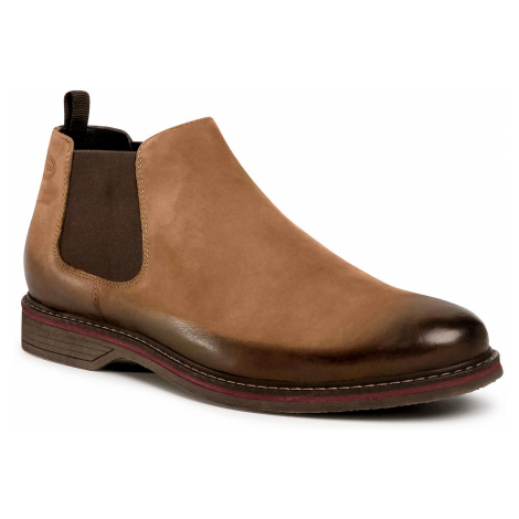 Sztyblety LASOCKI FOR MEN - MI08-C597-588-13 Brown 1