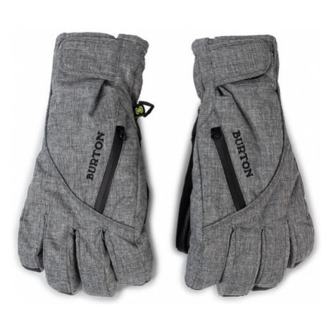 Burton Rękawice snowboardowe Baker 2 In 1 Under Glove 10359101197 Szary