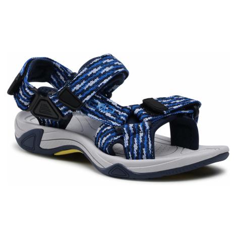 Sandały CMP - Kids Hamal Hiking Sandal 38Q9954 Cosmo/Royal