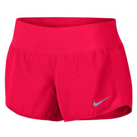 Nike NK DRY SHORT CREW NV czerwony XL - Spodenki do biegania